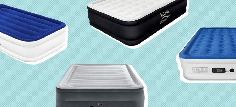 Best Air Mattresses with Built In Pump