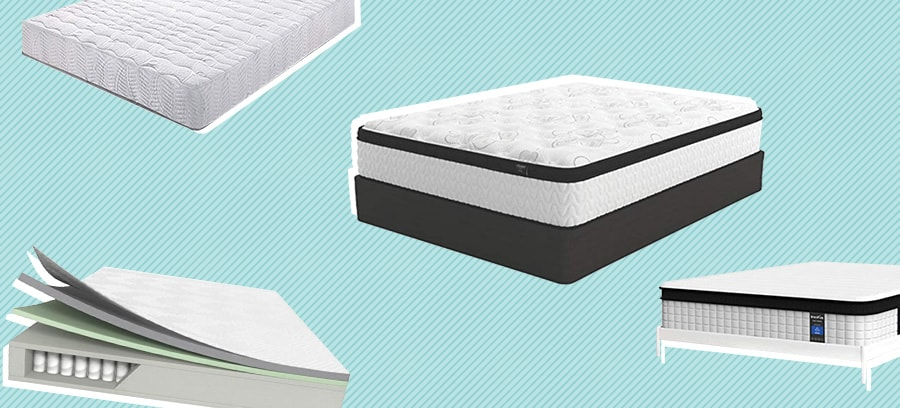 best queen hybrid mattress