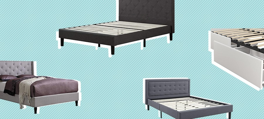 best queen bed frame