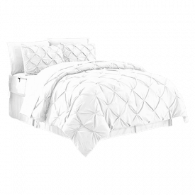 Elegant Comfort Luxury King Comforter Set