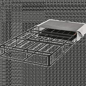 Mainstays Half-Fold Metal Box Spring
