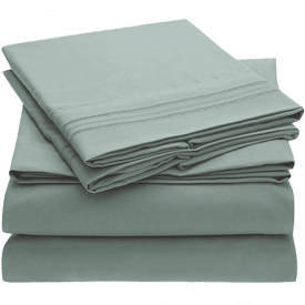 Mellanni Microfiber Sheet Set
