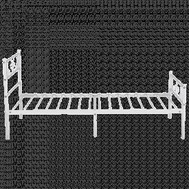 SimLife Platform Bed Frame