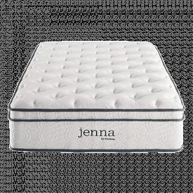 "Modway Jenna 10"" Quilted Pillow Top Twin Innerspring Mattress"