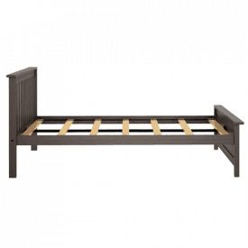 Max & Lily Solid Wood Bed