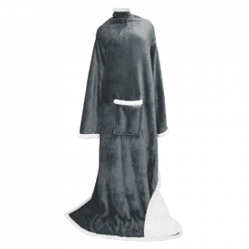 Tirrinia Sherpa Wearable Blanket