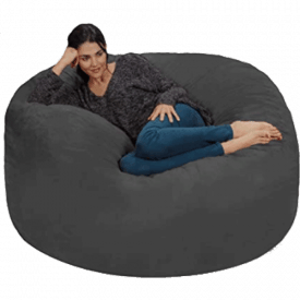 Chill Sack Memory Foam Bean Bag Chair