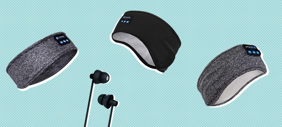 Amazon Best Headphones For Sleeping