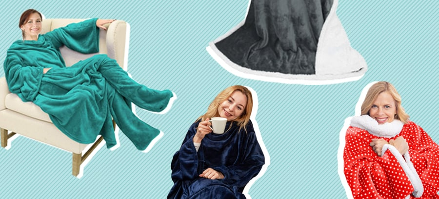 Best Amazon Wearable Blankets