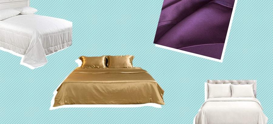 best silk duvet