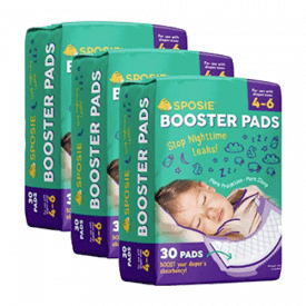 Sposie Booster Pads Diaper Doubler