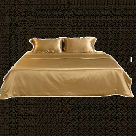 THXSILK 4-Piece Duvet Cover Set