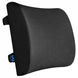 Everlasting Comfort Lumbar Support Office Chair Pillow