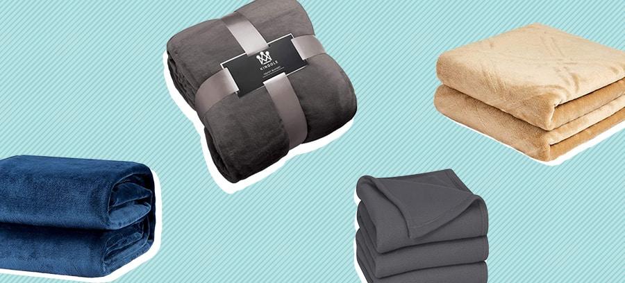 best microfiber blankets