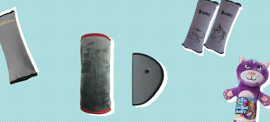 best seat belt pillows