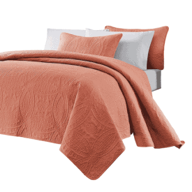 Chezmoi Collection Bedspread Coverlet Set