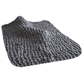 Hearth & Crate Chunky Knit Chenille Blanket