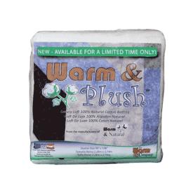 Warm Company Warm and Plush Cotton Batting