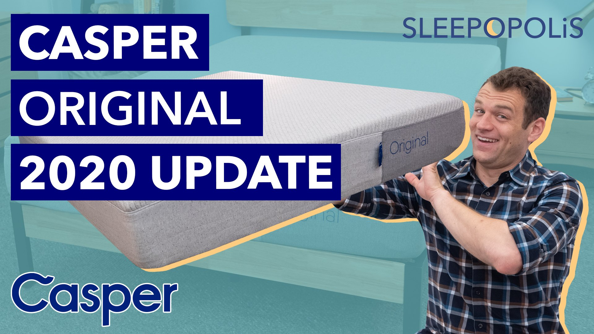 Casper Mattress Review 2021 Complete Buying Guide