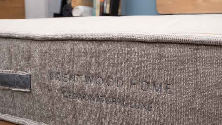 Brentwood Home Cedar Logo
