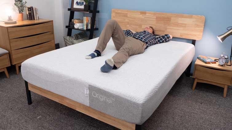 Casper Hybrid Back Sleepers