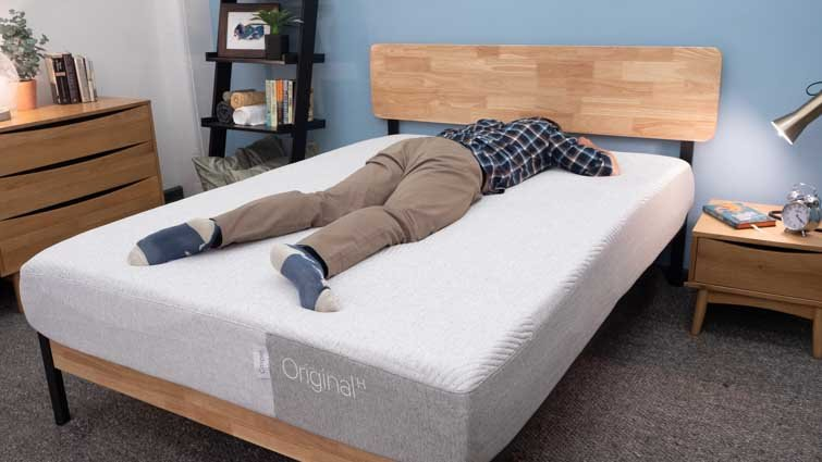 Casper Hybrid Stomach Sleepers