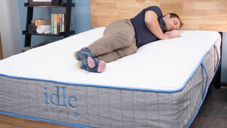 Idle Hybrid Side Sleeper