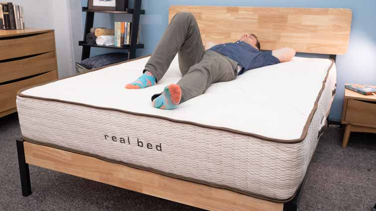 Real Bed Back Sleepers