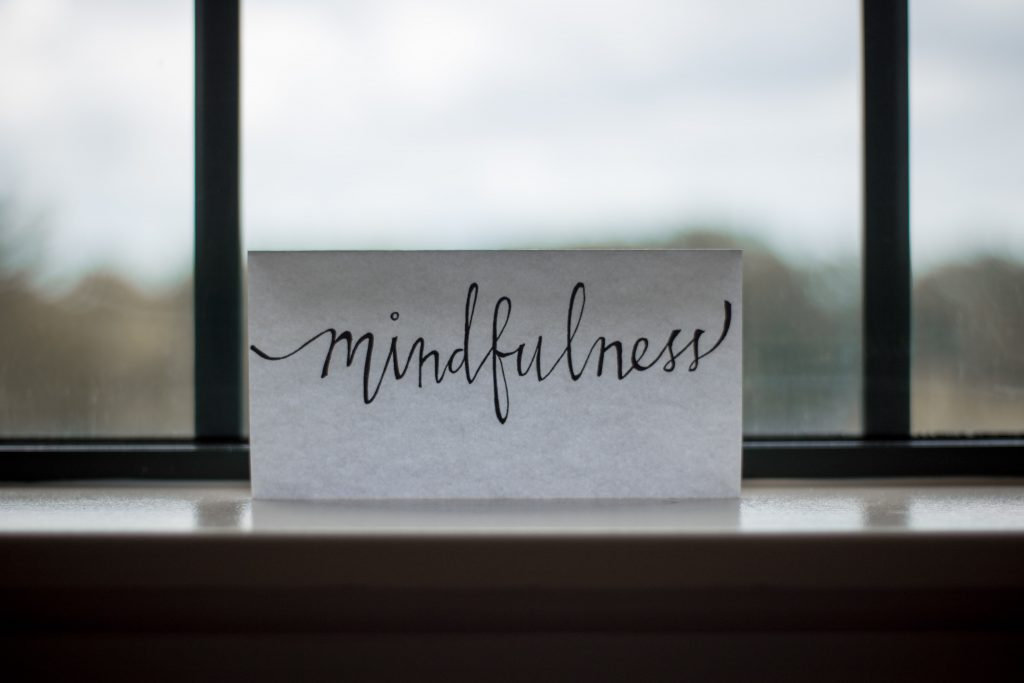 mindfulness in sales