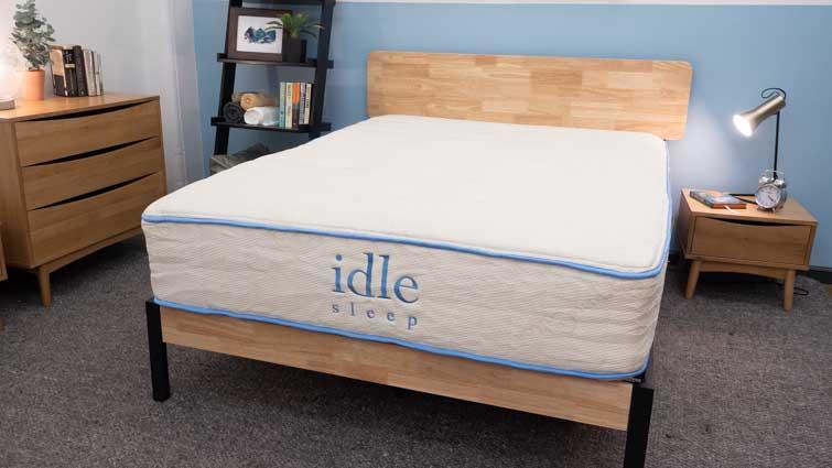 Idle Sleep Latex Hybrid Mattress