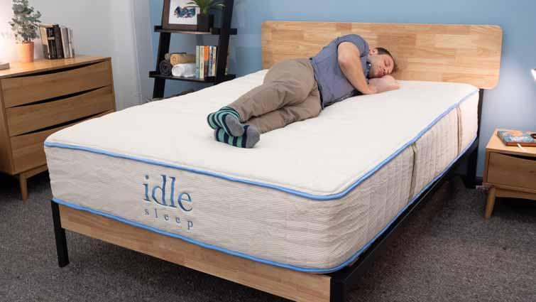 Idle Sleep Latex Side Sleeper