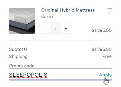 Sleepopolis Casper Mattress Promo Code