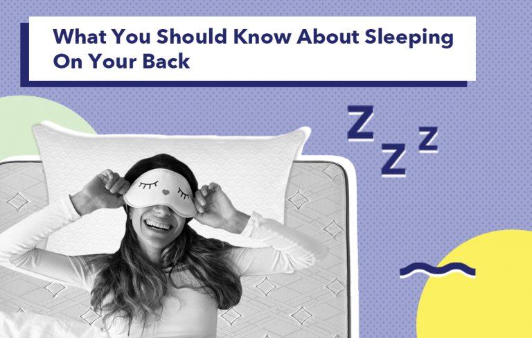 WhatYouShouldKnowAboutSleepingOnYourBack FeatureImage