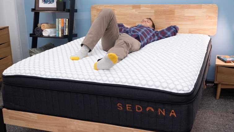 Brooklyn Sedona Back Sleepers