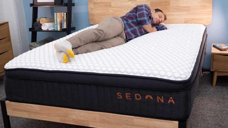 Brooklyn Sedona Side Sleepers