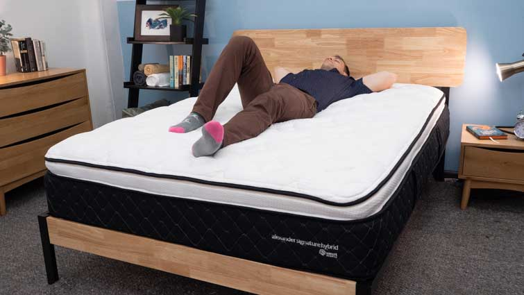 Nest Alexander Signature Hybrid Back Sleepers