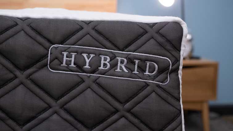 Puffy Lux Hybrid Edge