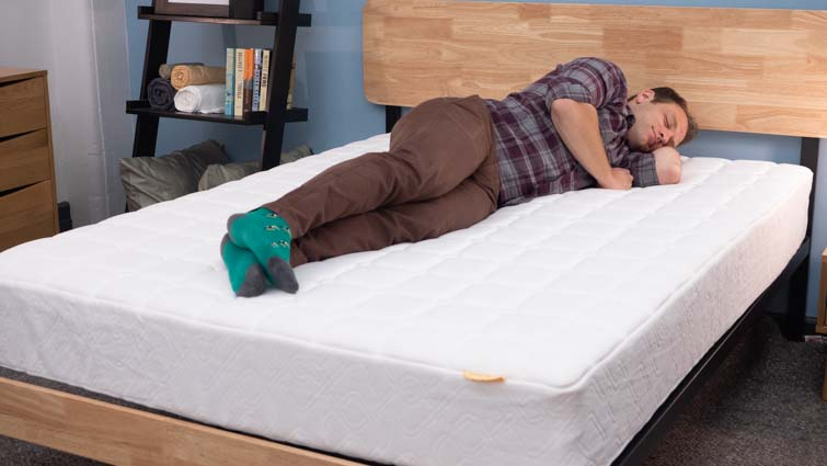 Simmons Hybrid Side Sleepers