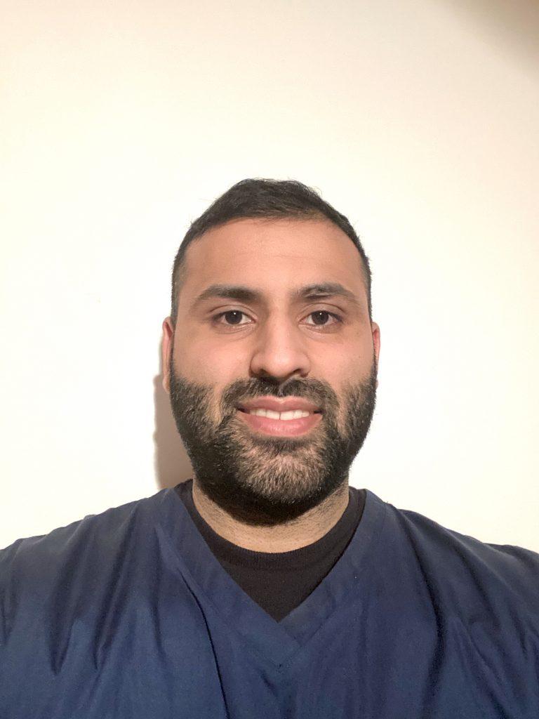 Dr. Kian Dhinsa