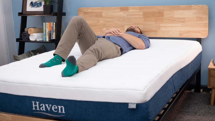 Haven Premier Back Sleepers