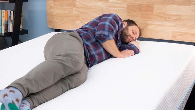 Idle Gel Foam Side Sleepers