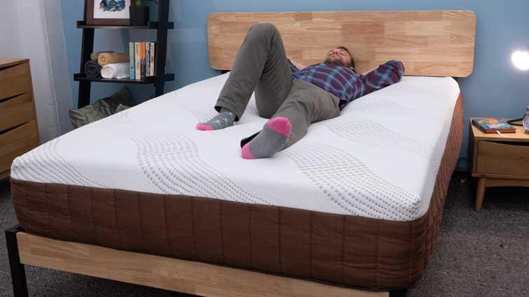 Dreamfoam Copper Dreams Back Sleepers