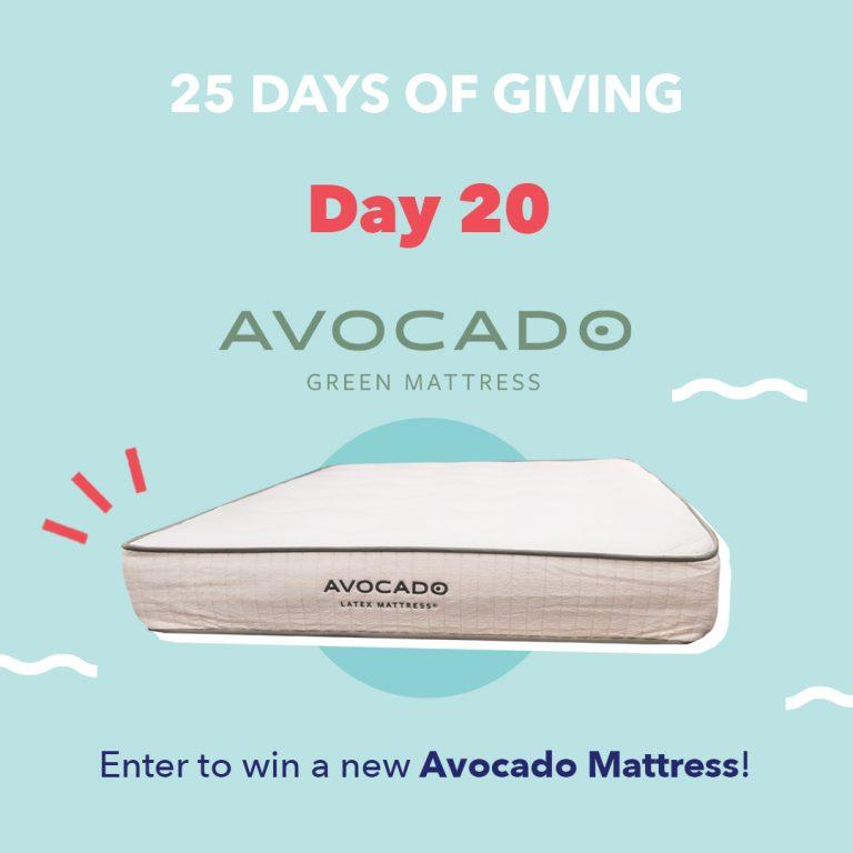 Avocado Day20 25DaysOfGiving
