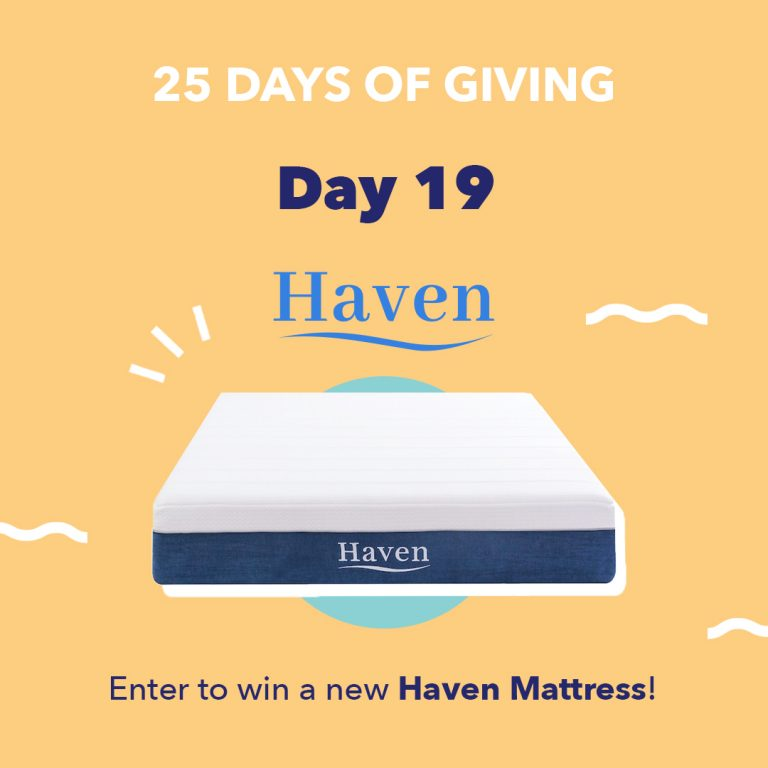 Haven Premier Giveaway
