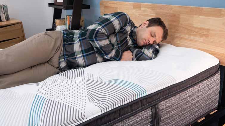 Beautyrest Harmony Lux Side Sleeper