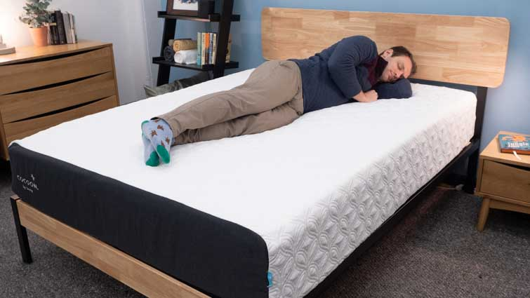Cocoon Chill Hybrid Side Sleeper