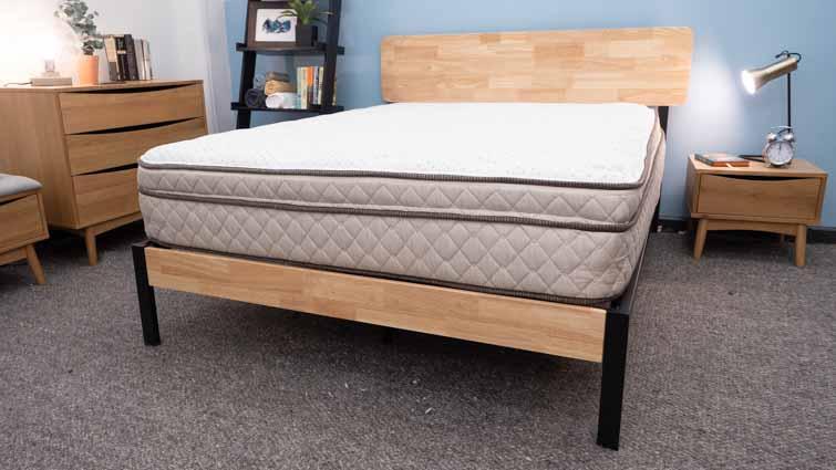 dreamfoam elements latex mattress