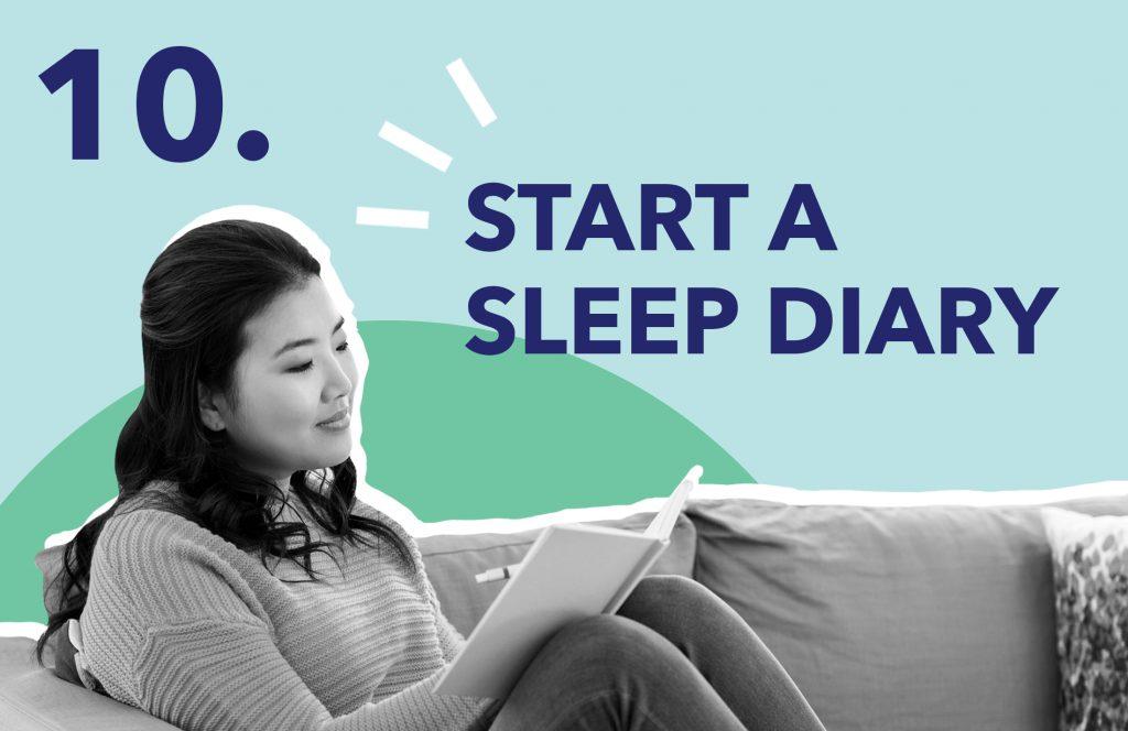 Day10 StartASleepDiary