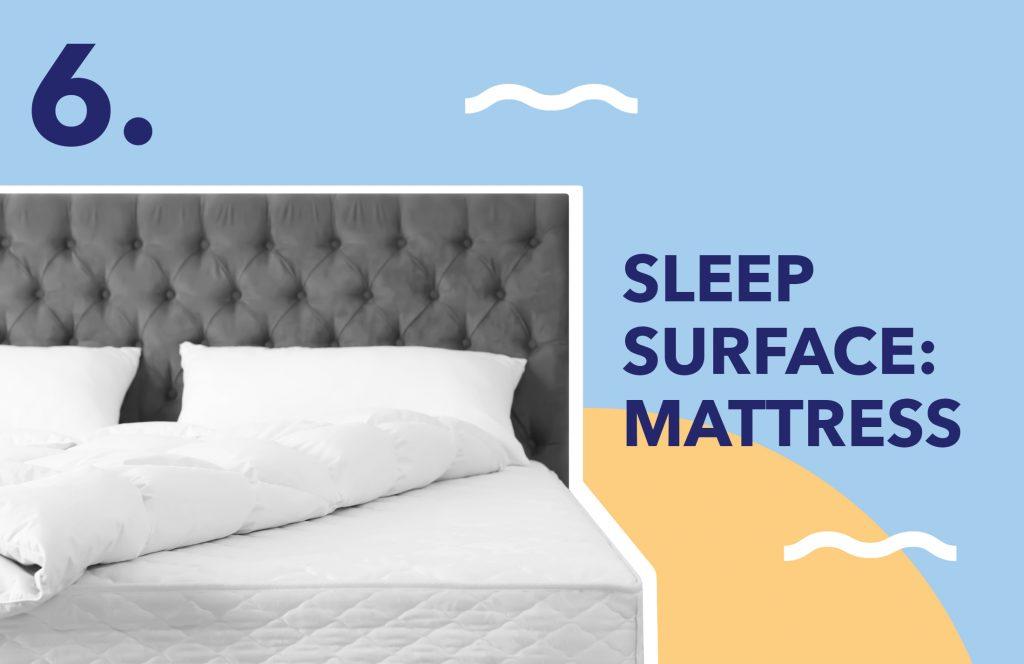 Day6 SleepSurfaceMattress