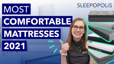 SO MostComfortableMattresses2021ReviewYTThumbnail 210401